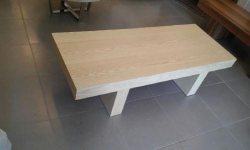 שולחן אלון בהיר